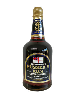 Pusser's Gunpowder