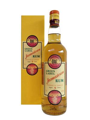 Cadenhead Jamaican Rum 9y