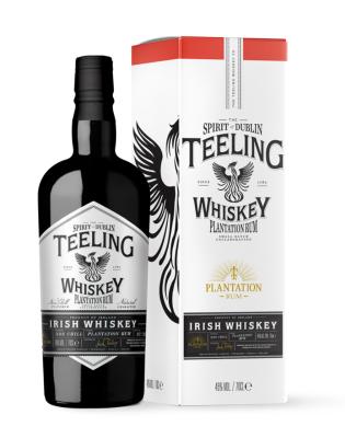 Teeling - Plantation rum cask finish