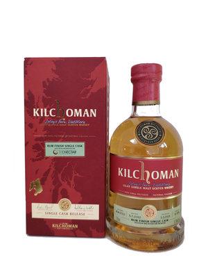Kilchoman 2012 Rum Finish