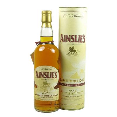 Ainslie's Speyside 12y