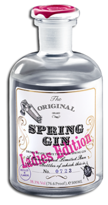Spring Gin - The Ladies Edition
