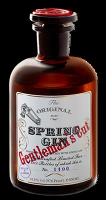 Spring Gin - The Gentleman's Cut