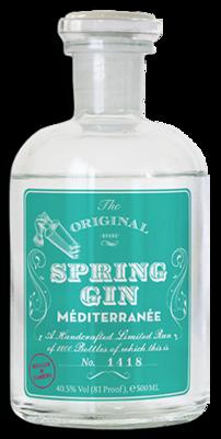 Spring Gin - Mediterranée
