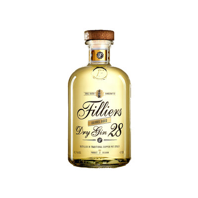 Filliers Dry Gin - Barrel Aged